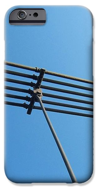 IPhone 6 Case featuring the photograph Tendu Sur Le Ciel by Marc Philippe Joly