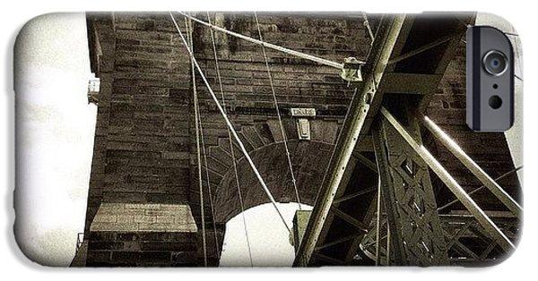 The 1st brooklyn Bridge IPhone 6 Case