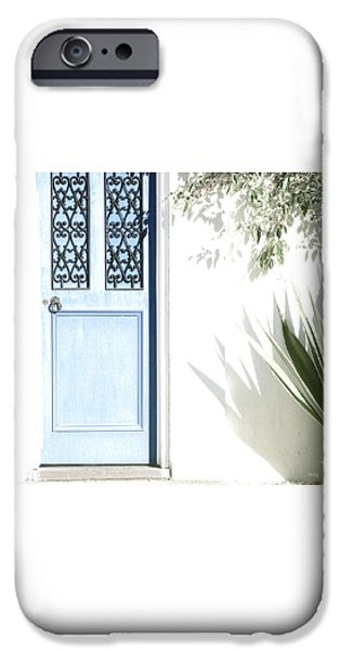 iPhone 6 Case - The Blue Door by Holly Kempe