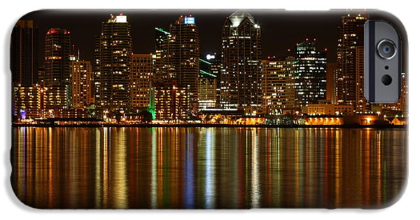 The Colors Of San Diego IPhone 6 Case by Nathan Rupert