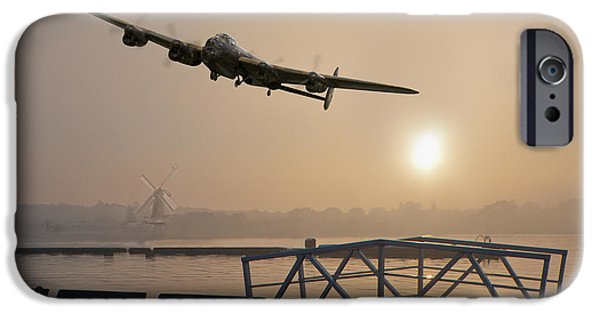 The Dambusters - Last One Home IPhone 6 Case by Gary Eason