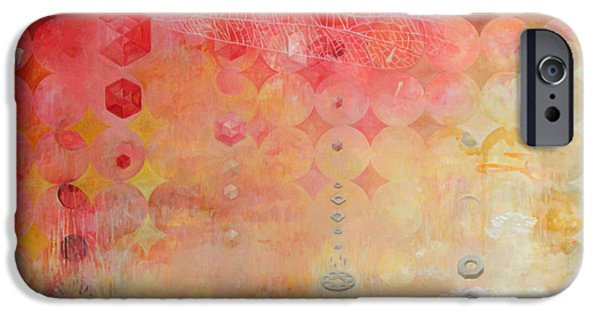 Contemporary iPhone 6 Case - The Decay Of Starlight by Sandra Cohen