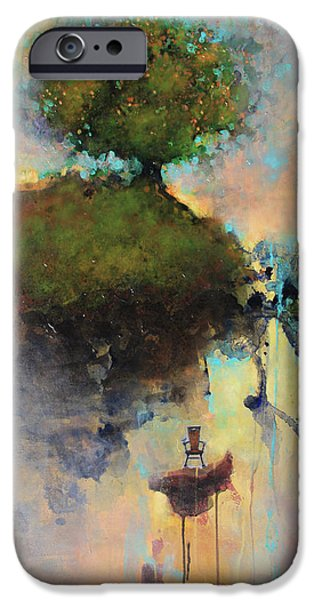 Blue iPhone 6 Case - The Hiding Place by Joshua Smith