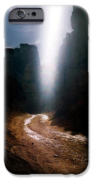 The Land Of Light IPhone 6 Case by Dubi Roman