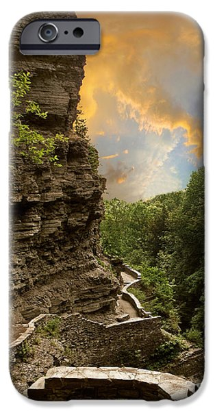 The Winding Trail IPhone 6 Case by Jessica Jenney