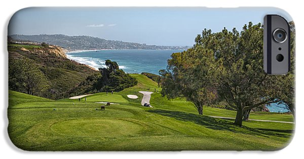 Torrey Pines Golf Course North 6th Hole IPhone 6 Case