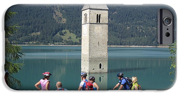 Tower In The Lake IPhone 6 Case
