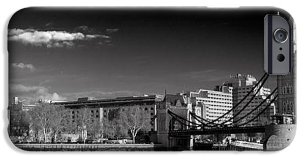 Tower Of London And Tower Bridge IPhone 6 Case by Gary Eason