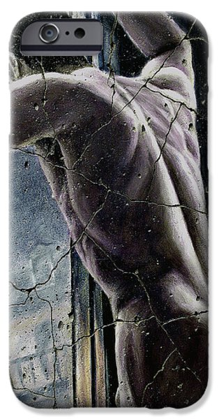 Bogdanoff iPhone 6 Case - Twilight - Study No. 1 by Steve Bogdanoff