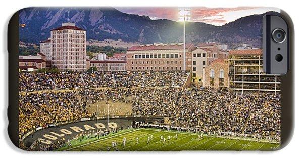 University Of Colorado Boulder Go Buffs IPhone 6 Case