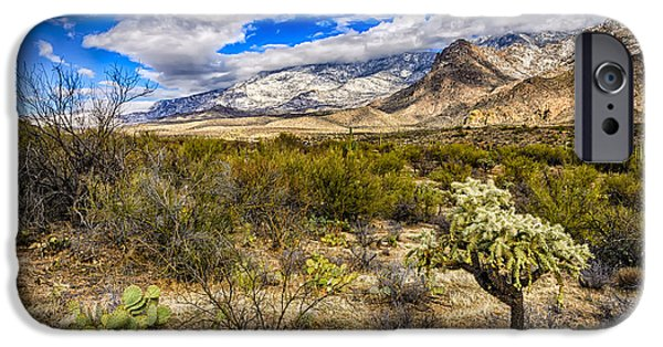 IPhone 6 Case featuring the photograph Valley View 27 by Mark Myhaver