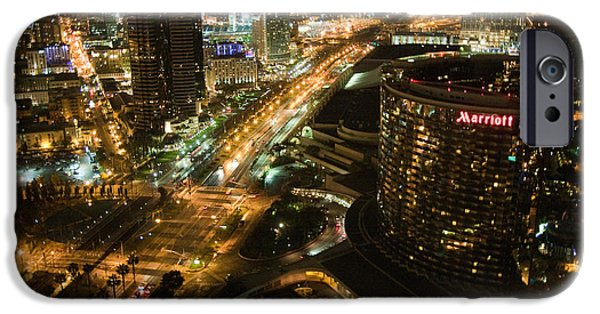 View From Top Of The Hyatt IPhone 6 Case by Nathan Rupert