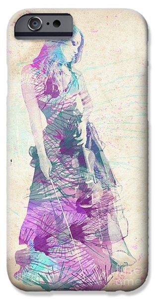 Viva La Vida IPhone 6 Case by Linda Lees