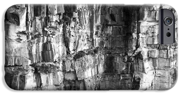 IPhone 6 Case featuring the photograph Wall Of Rock by Miroslava Jurcik