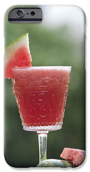 Smoothie iPhone 6 Case - Watermelon Smoothie  by Gal Eitan