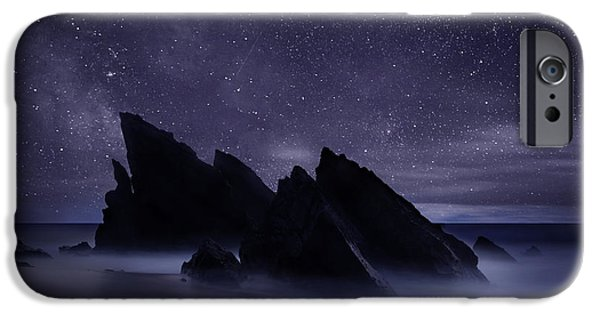 Star iPhone 6 Case - Whispers Of Eternity by Jorge Maia