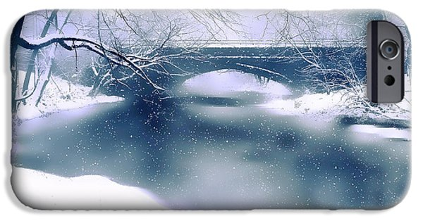 Winter Haiku IPhone 6 Case by Jessica Jenney