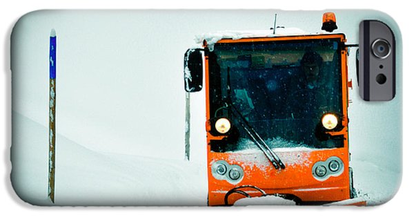 Winter Road Clearance IPhone 6 Case