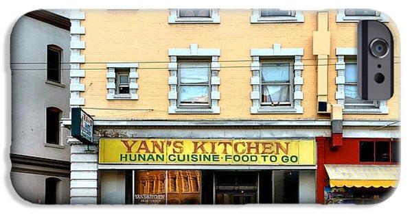 Yan's Kitchen IPhone 6 Case
