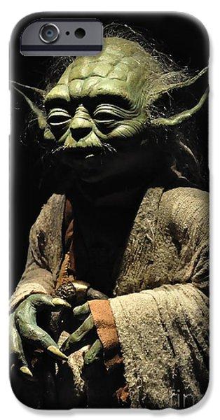 Yoda iPhone 6 Case - Yoda by Baltzgar