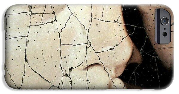 Bogdanoff iPhone 6 Case - Zara - Study No. 1 by Steve Bogdanoff