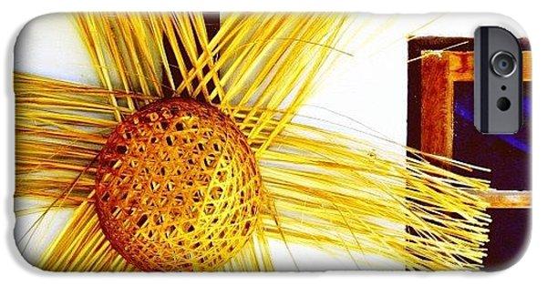 Design iPhone 6 Case - * #star #basket #basketweaving by A Rey