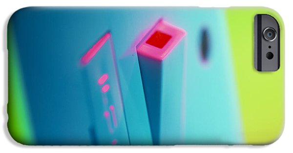 Safety Fuse iPhone 6 Case - Electric Switch by Tek Image