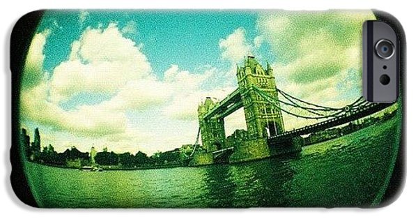 London iPhone 6 Case - #london by Ozan Goren
