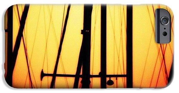Orange iPhone 6 Case - Master Sunset by Mandy Shupp