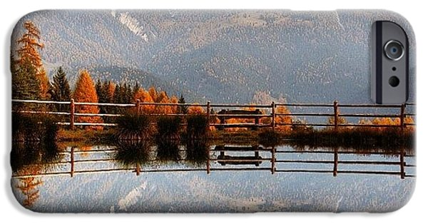 Amazing iPhone 6 Case - Reflections by Luisa Azzolini