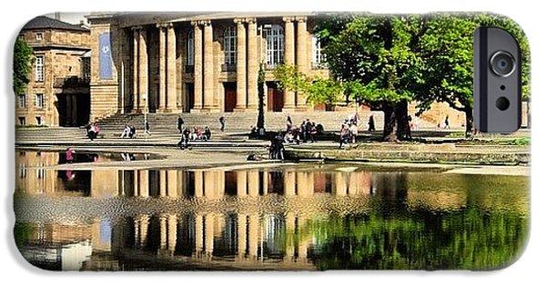 Stuttgart Staatstheater Staatsoper Opera Theatre Germany IPhone 6 Case