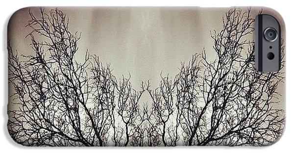 Edit iPhone 6 Case - #symmetry #symmetrical #mirror by James Peto
