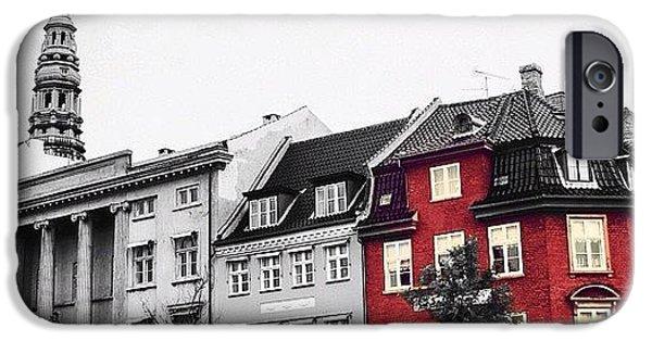 House iPhone 6 Case - Copenhagen by Luisa Azzolini