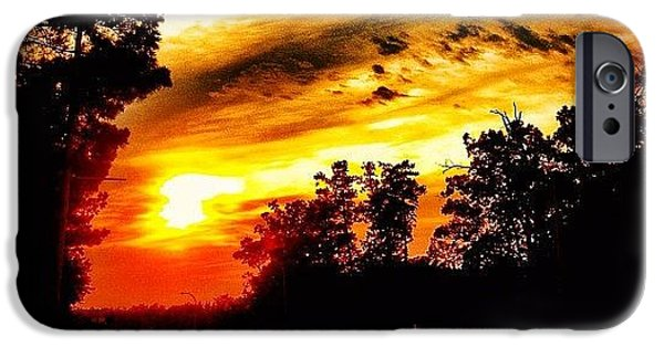 Summer iPhone 6 Case - Sunset by Katie Williams