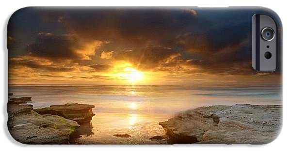 Long Exposure Sunset In North San Diego IPhone 6 Case