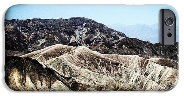 Death Valley IPhone 6 Case