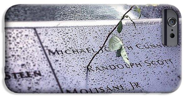 Summer iPhone 6 Case - 9/11 Memorial by Randy Lemoine
