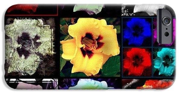 Edit iPhone 6 Case - A Dozen Blooms by Mari Posa