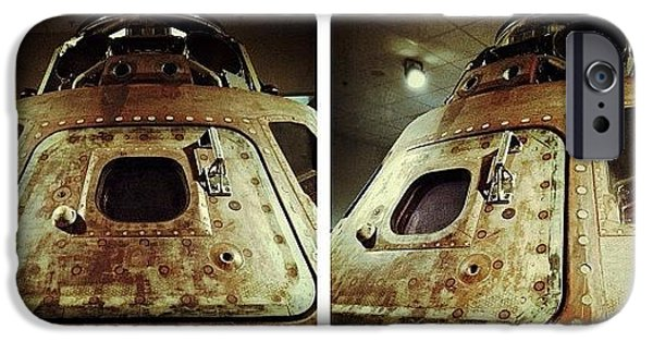 Apollo 15 Command Module (4th Mission IPhone 6 Case