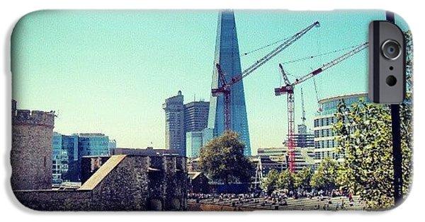 London iPhone 6 Case - #architecture #london #uk #sky by Abdelrahman Alawwad