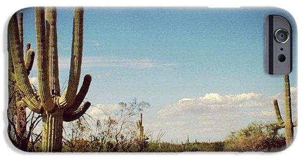 Summer iPhone 6 Case - Arizona by Luisa Azzolini