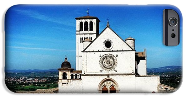 Architecture iPhone 6 Case - Assisi by Luisa Azzolini