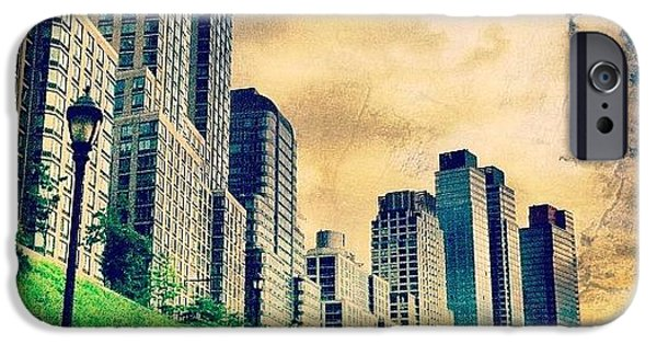 Back To The City.  IPhone 6 Case