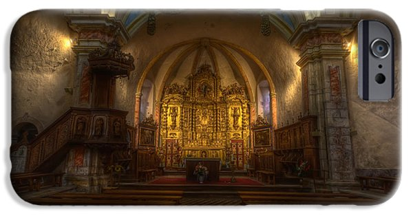 Baroque Church In Savoire France IPhone 6 Case