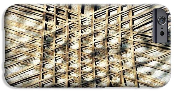 Basket Case.. Thailand #basketmaking IPhone 6 Case