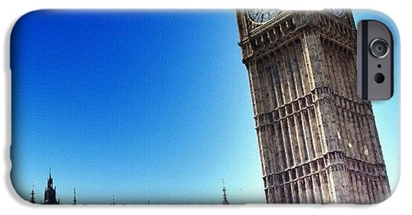 #bigben #uk #england #london2012 IPhone 6 Case by Abdelrahman Alawwad