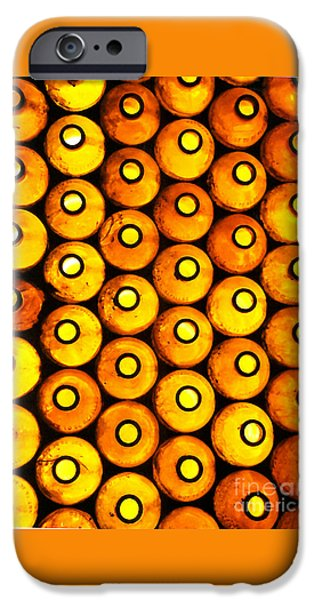 IPhone 6 Case featuring the photograph Bottle Pattern by Nareeta Martin