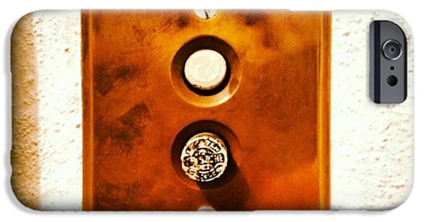 Light iPhone 6 Case - Buttons by Ken Powers