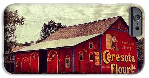 Summer iPhone 6 Case - Buy Flour. #barn #pa #pennsylvania by Luke Kingma