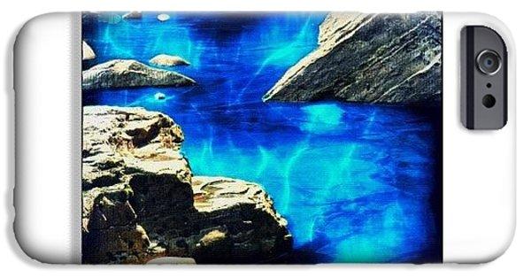 Edit iPhone 6 Case - Creek by Mari Posa